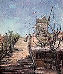 Windmill on Montmartre (destroyed) (JH 1186) - My Dream.jpg