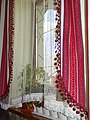 Window with Embroidered Curtain - Tatariv - Transcarpathia - Ukraine (27274420646) (2).jpg