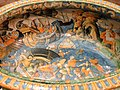 Wine Cistern, 1553, by Francesco Durantino, maiolica detail - Art Institute of Chicago - DSC09688.JPG