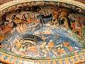 Wine Cistern, 1553, by Francesco Durantino, maiolica detail - Art Institute of Chicago - DSC09688.JPG