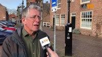 File:Wint vesting Woudrichem 4 maanden 2 elektrische auto's- - Altena TV.webm