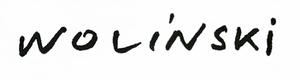 Georges Wolinski - Image: Wolinski signature