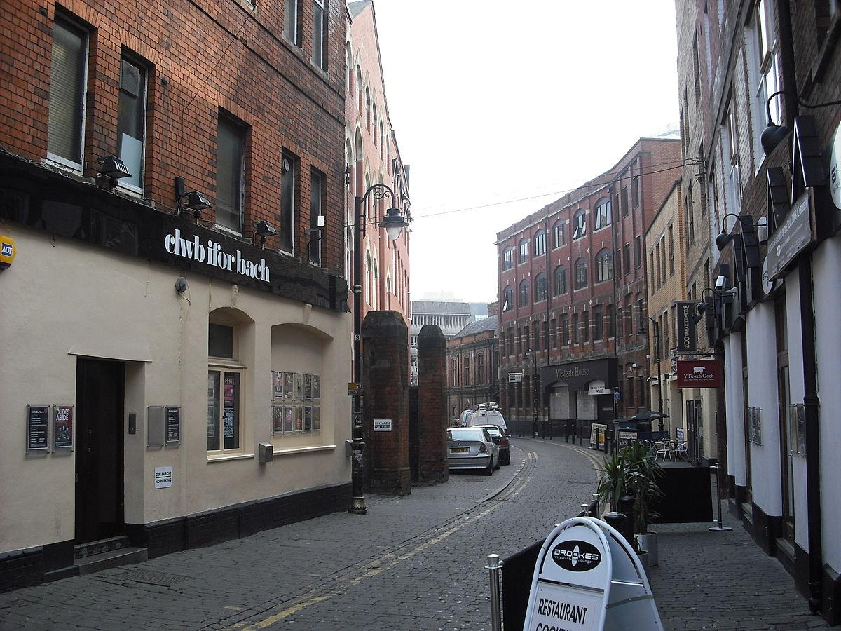 Womanby Street Wikipedia