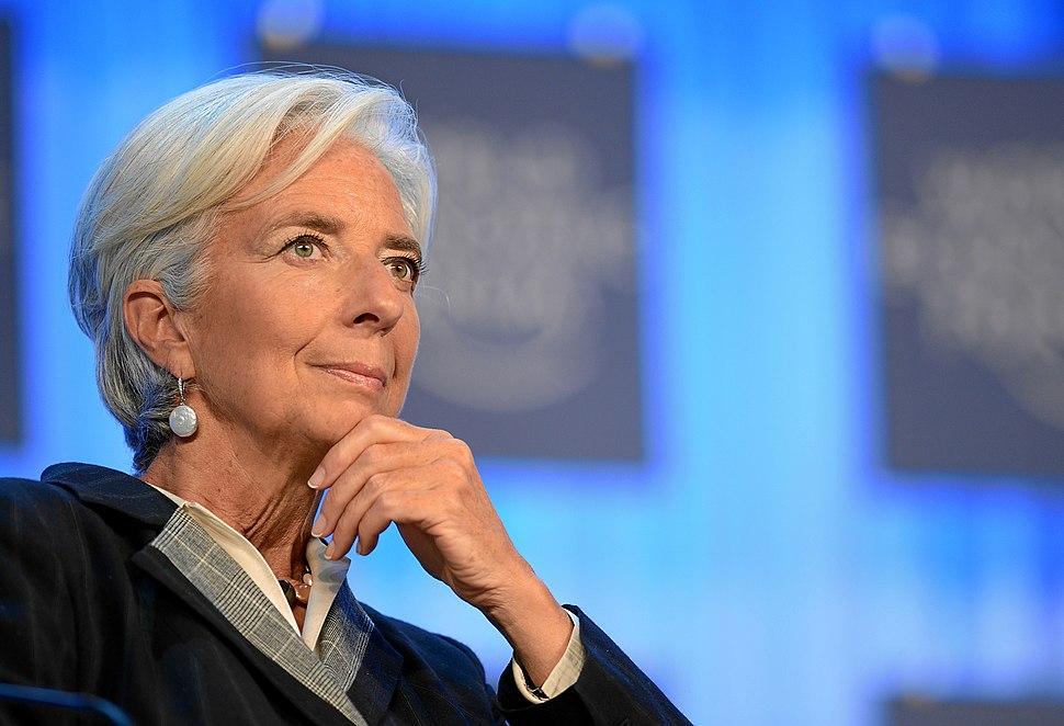 Women in Economic Decision-making Christine Lagarde (8414041294)
