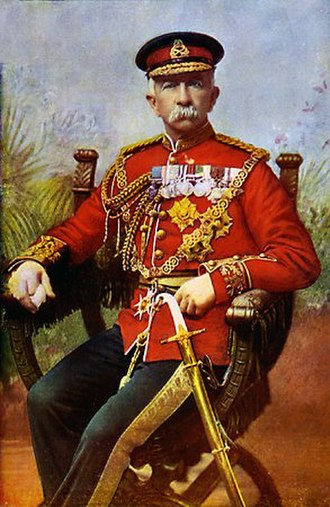 Scimitar - Field Marshal Sir Henry Evelyn Wood, circa 1900