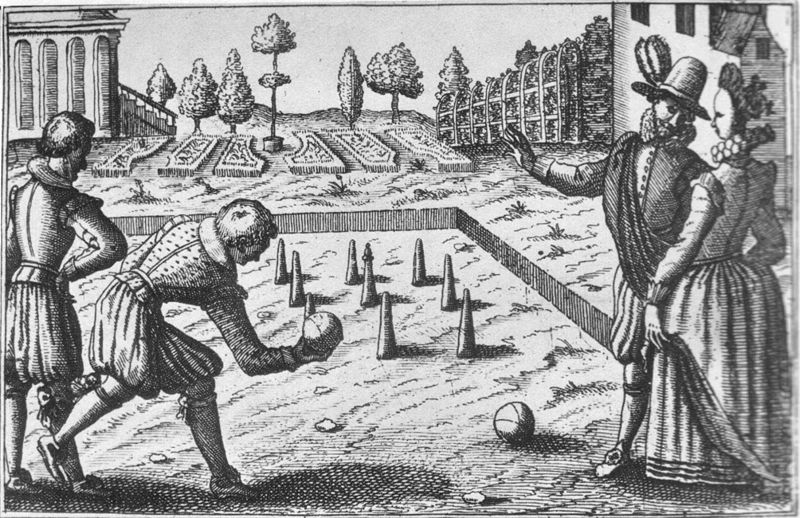 https://upload.wikimedia.org/wikipedia/commons/thumb/1/1e/Woodcut_Bowling_16th_century.jpg/800px-Woodcut_Bowling_16th_century.jpg