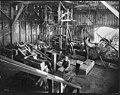 Workers in shingle mill, ca 1915 (MOHAI 4079).jpg