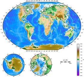 Geograficheskaya Karta Vikipediya