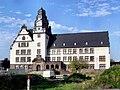 Worms- Ernst-Ludwig-Schule- von B 47 aus 21.4.2009.jpg