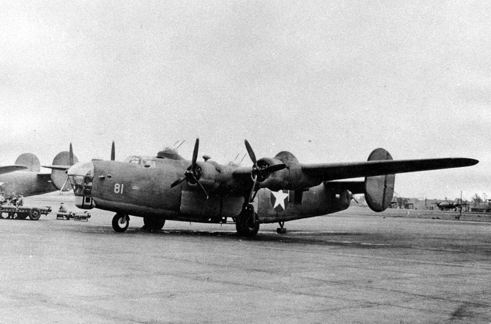 XB-41 Liberator 060713-F-1234S-039