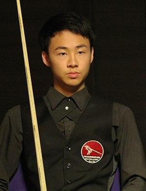 Xu Si - Paul Hunter Classic 2017