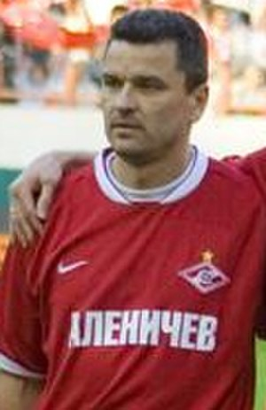 Yuriy Nikiforov - Image: Y Nikiforov
