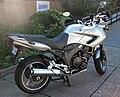 Yamaha TDM Twin 900 Motorbike GD Rear, jjron, 5.09.2009.jpg
