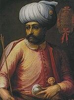 صورة معبرة عن سليم الأول