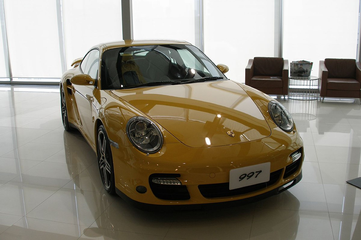 Porsche 911 997 Wikipdia