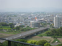 Yoshida Oohashi, in Toyohashi 2.jpg