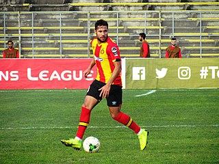 Youcef Belaïli Algerian association football player