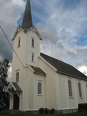Ytterøy - Ytterøy Church