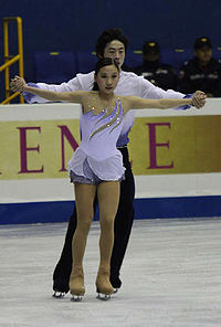 Yue ZHANG Lei WANG Grand Prix Final 2008-Juniors.jpg