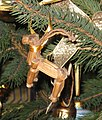 Yule Goat on the christmas tree 2.JPG