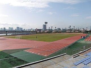 Yumenoshima Stadium