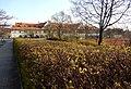 Západní ulice, park Na Ořechovce, Centrum Ořechovka.jpg