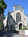 Zürich - Mühlebach - Eglise reformee francaise IMG 2788.JPG