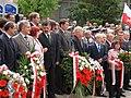 Z5 Constitution Day in Sanok, 2010, PiS, PO.JPG