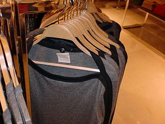 Zara (retailer) - Zara clothing made in Portugal