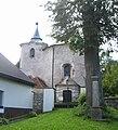 Zborovy (okr. Klatovy), kostel sv. Jana Křtitele, detail.JPG