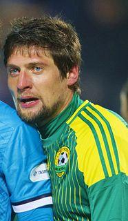 Yevhen Seleznyov Ukrainian footballer