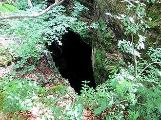 Ribnica, Ribnica - Žiglovica Cave