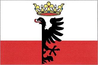 Zlonice - Image: Zlonice vlajka