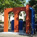 Zoetermeer kunstwerk oude dorp nieuwe stad.jpg