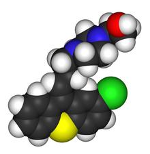 zuclopenthixol decanoate depot