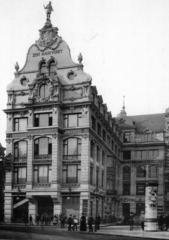 Blätter für Architektur und Kunsthandwerk, 1892, Tafel 5