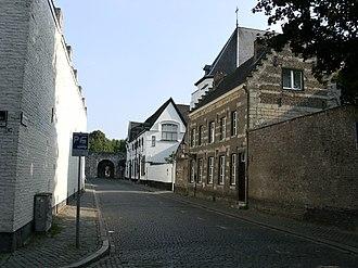 University College Maastricht - Image: Zwingelput