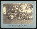 """Elmira Cornet Band,"" Thirty-third Regiment, of the New York State Volunteers, July 1861 LCCN2013648631.jpg"