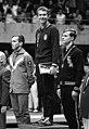 Álvaro Gaxiola, Klaus Dibiasi, Win Young 1968.jpg