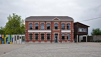 Education in Belgium - Primary school in Viesville