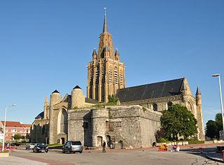 Église Notre-Dame de Calais Church in Calais, France