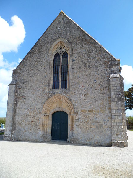 Église Saint-Hilaire de fr:Brucheville