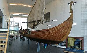 Íslendingur - Íslendingur at Viking World museum