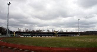 IFK Hässleholm - Österås IP