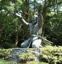 Ōkuninushi Bronze Statue.jpg