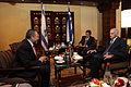 Επίσημη Επίσκεψη στο Ισραήλ - Συνάντηση με τον Αναπληρωτή Πρωθυπουργό και Υπουργό Εξωτερικών του Ισραήλ, Avrigdor Libermann (4826146518).jpg