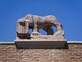 Λιοντάρι του Αγίου Μάρκου, Πύλη της Ξηράς 7859.jpg