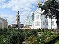 Ансамбль Серафимо-Дивеевского монастыря, 2007 г..JPG