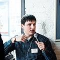 А. Бутманов на бизнес-завтраке Interactive Brokers.jpg