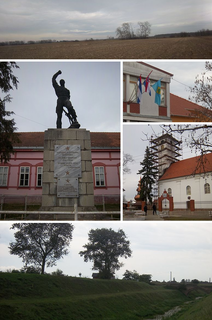 Bobota, Croatia Village in Slavonia, Croatia